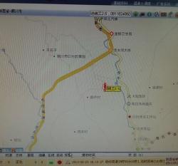 手持定位GPS方案