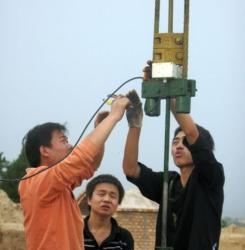 油田抽油机测控系统方案
